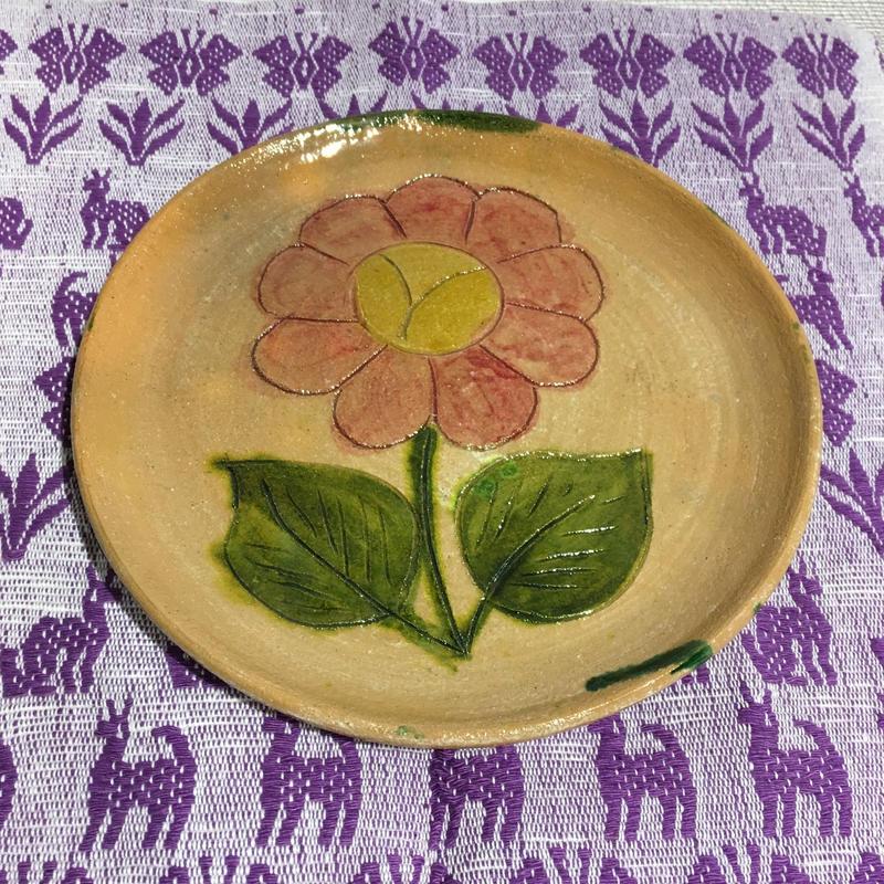 メキシコ オアハカ州 アソンパ 皿