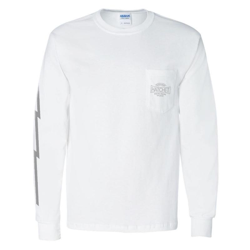 """HATCHET"" Long sleeve T shirt"