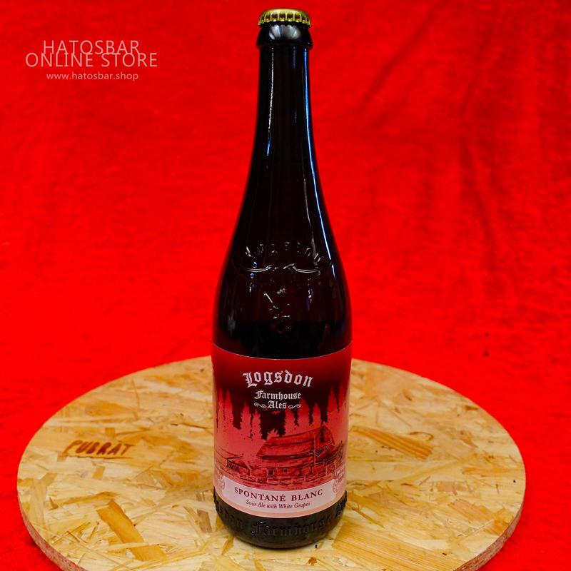 "BOTTLE#37『Spontane Blanc』""スポンテイン ブランコ"" Sour Ale/7.7%/750ml by Logsdon Farmhouse Ales"