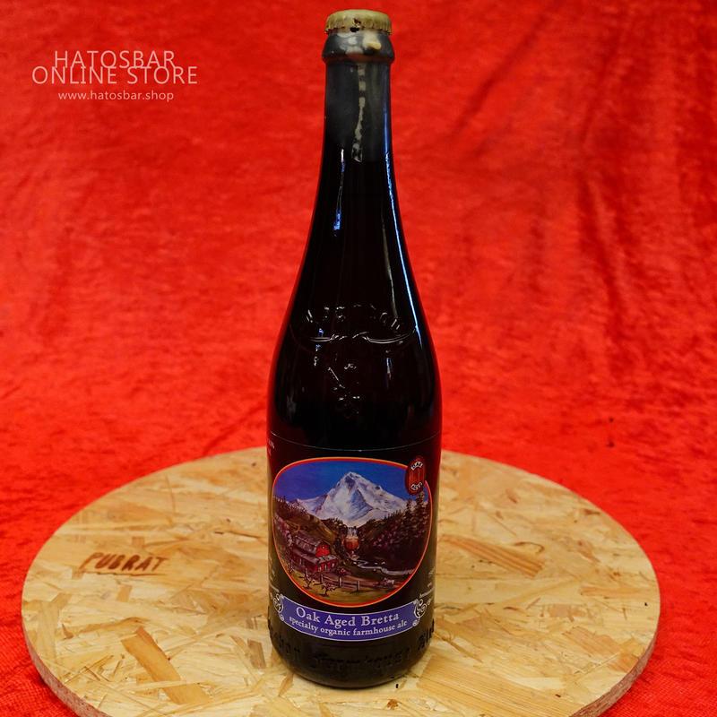 "BOTTLE#32『Oak Aged Bretta』""オーク エイジド ブレッタ"" Saison/8.0%/750ml by Logsdon Farmhouse Ales"