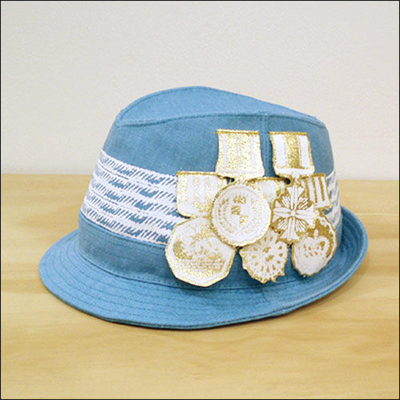 General of navy-hat(blue)