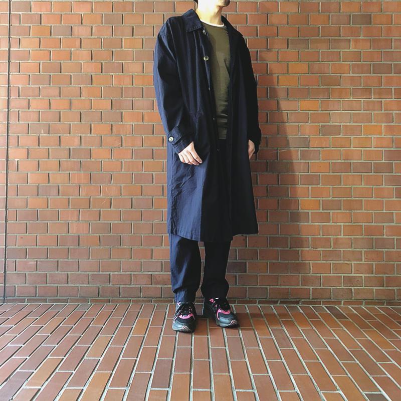 American vintage men アメリカンヴィンテージ メンズ MENKO74B トレンチコート