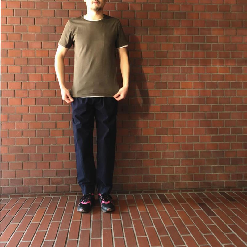 American Vintage men アメリカンヴィンテージメンズ DEN0  Tシャツ