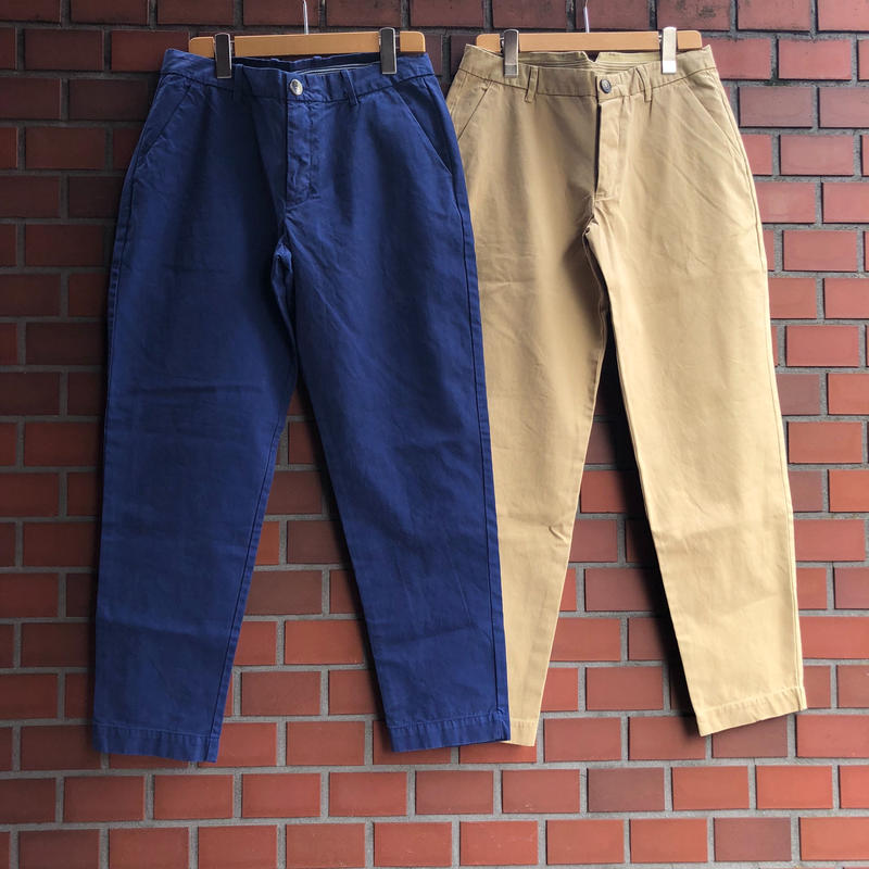 American vintage men アメリカンヴィンテージメンズ KELI76 コットンチノパンツ