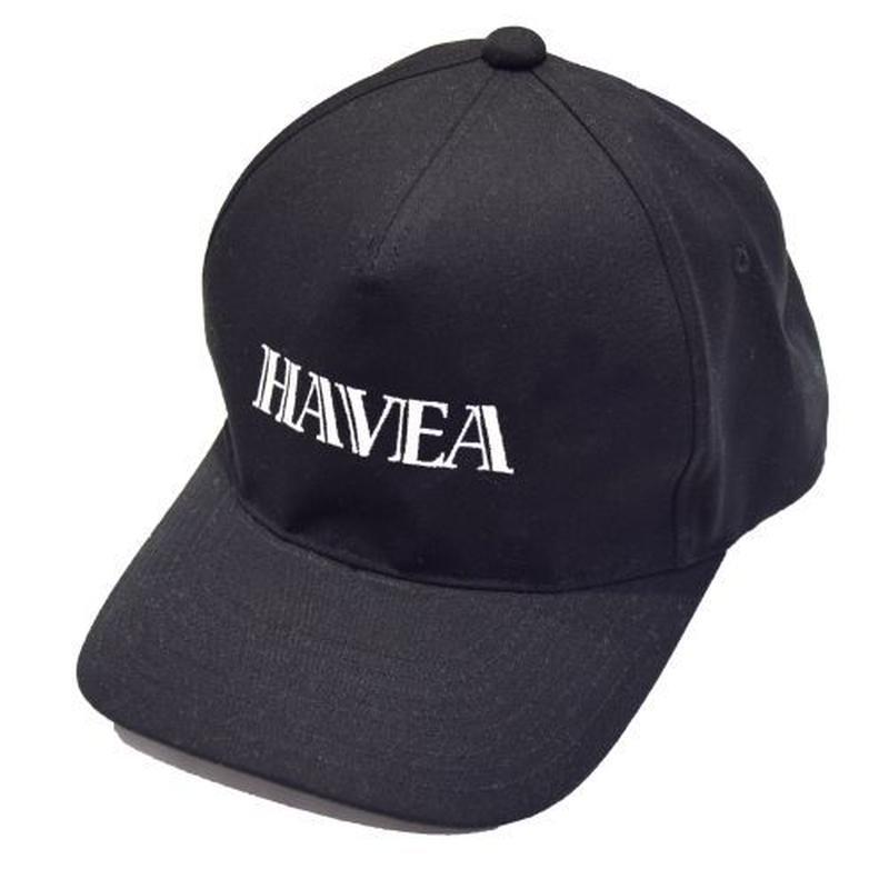 【HAVEA】キャンバス LOGO CAP