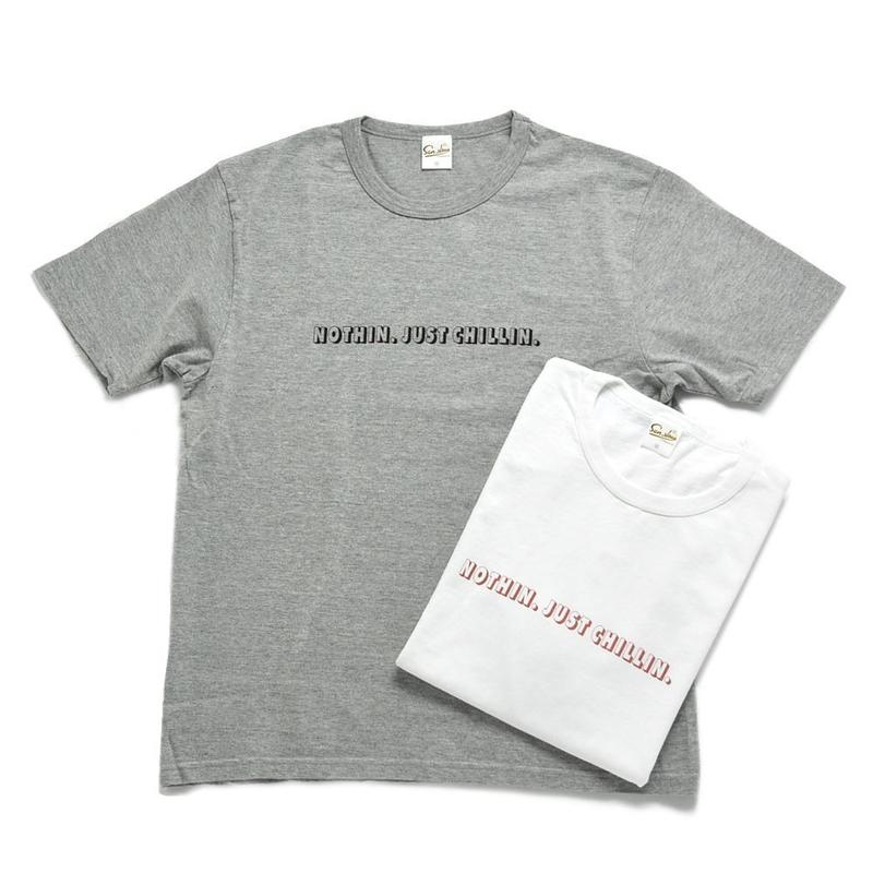 【Sanslow】 Just Chillin Tee