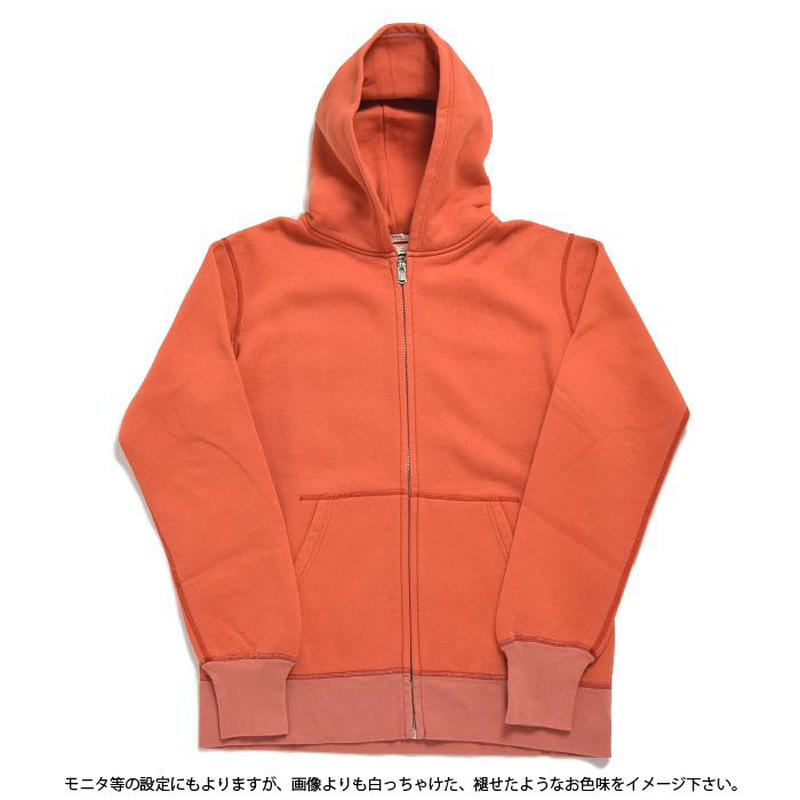 【Reccomend】Vintage Zip PK Cozun Sweat Made by Union Special