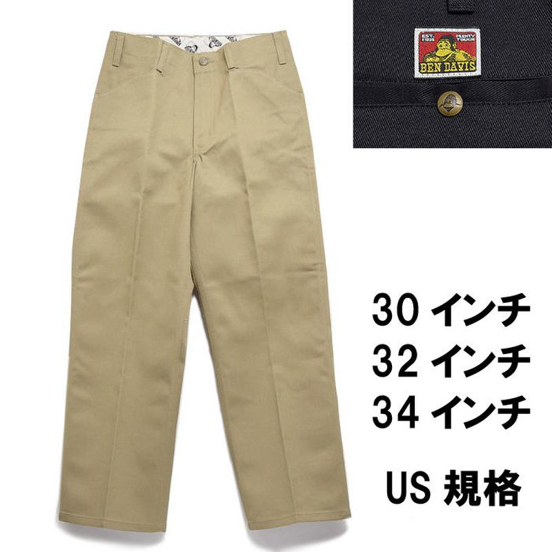 <BEN DAVIS> Original Cut Bens US規格