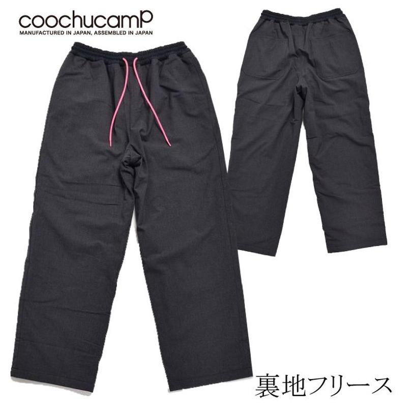 <coochucamp> monaruche fleece pants モナルーチェ フリースパンツ
