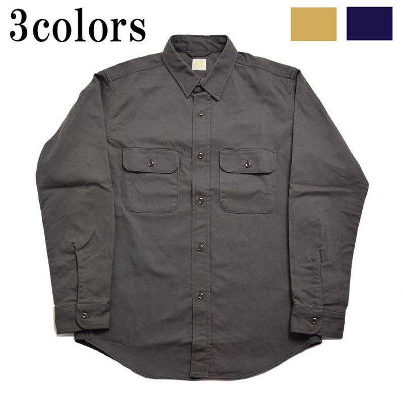 ヘビーツイル ワークシャツ
