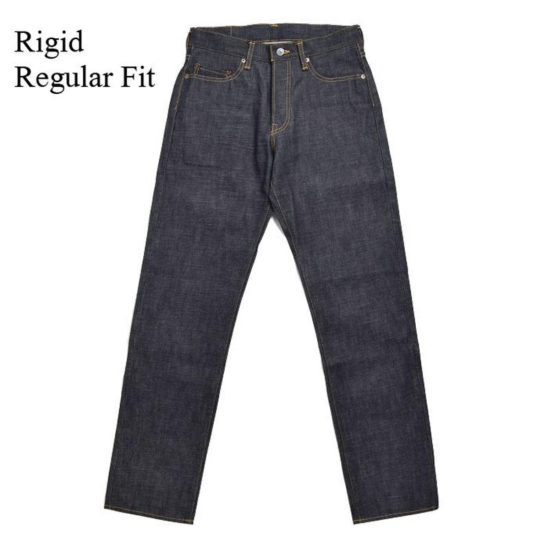 <リジッド/Regular> 【HAVEA Originals】セルビッチ 5P DENIM