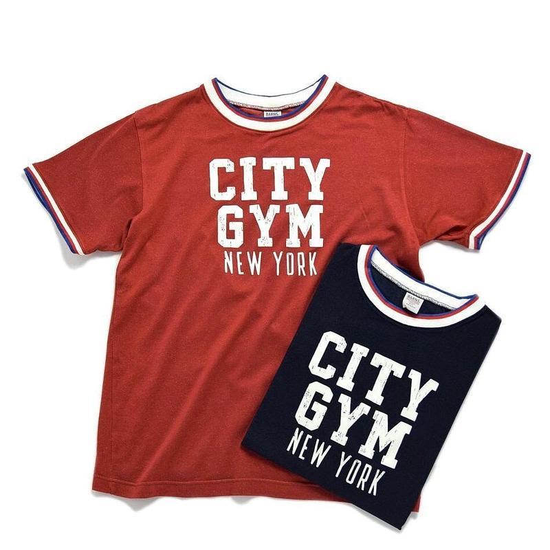 プレーティング Tee City GYM