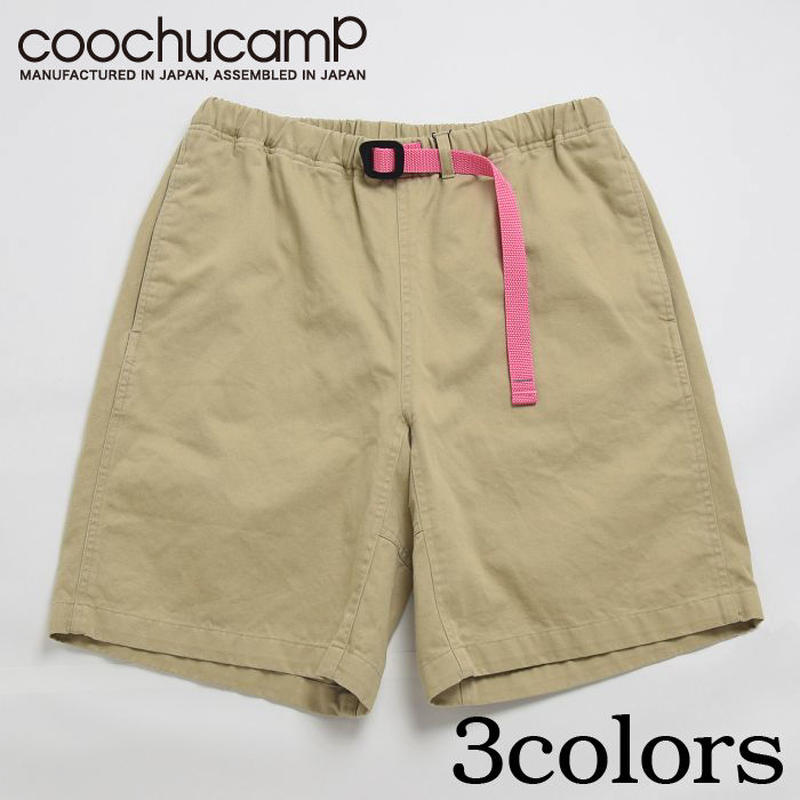 <coochucamp/クーチューキャンプ>  Happy Shorts