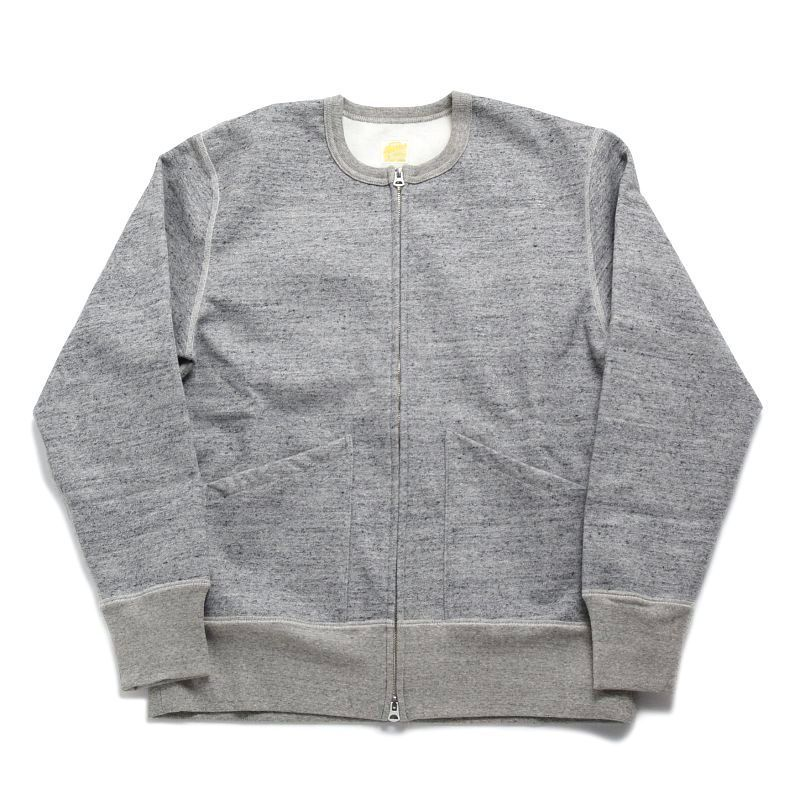 【BARNS】Wind Break Zip CGN <br-7331>