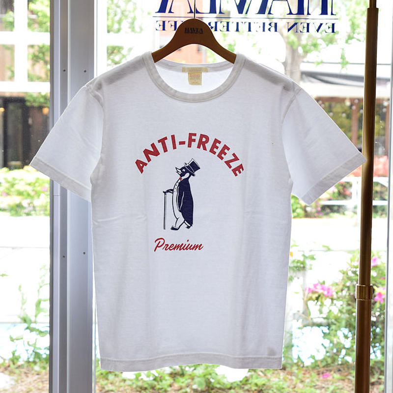 "<BARNS>Print Tee ""ANTI FREEZE"""