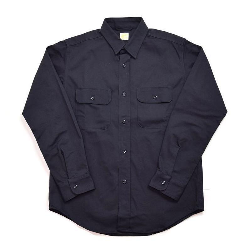 【3色展開】ヘビーツイル ワークシャツ