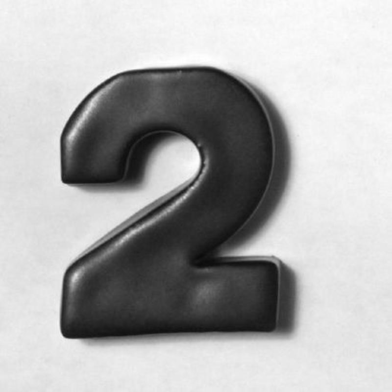NUMBER TILE  2