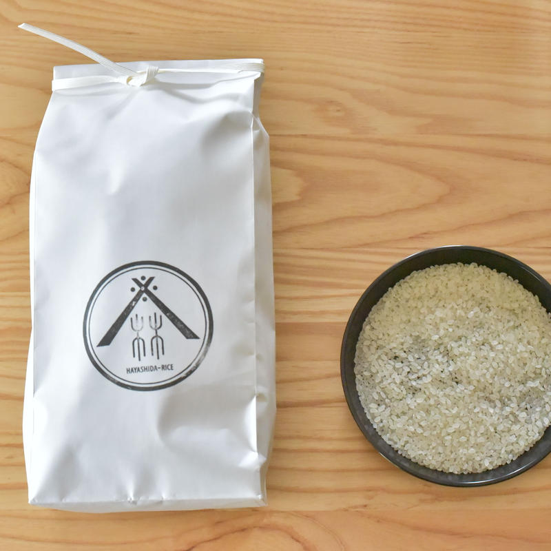 有機無農薬白米 にこまる 5kg
