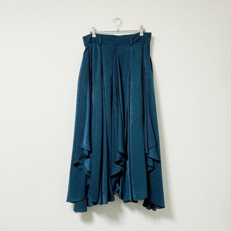 【7/10~8/15WEB注文受付中】さんざめくスカート