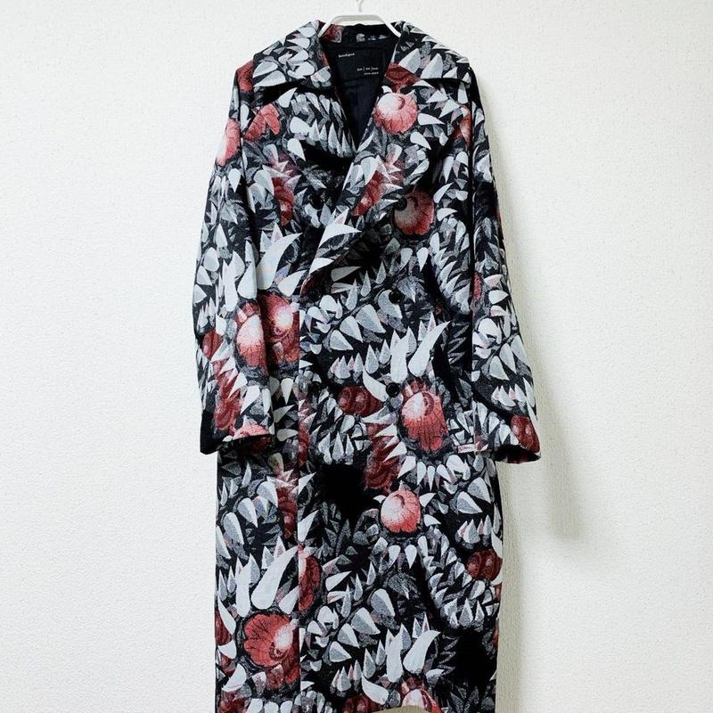 【7/10~8/15WEB注文受付中】狂った正義が辿る末路のジャケットコート