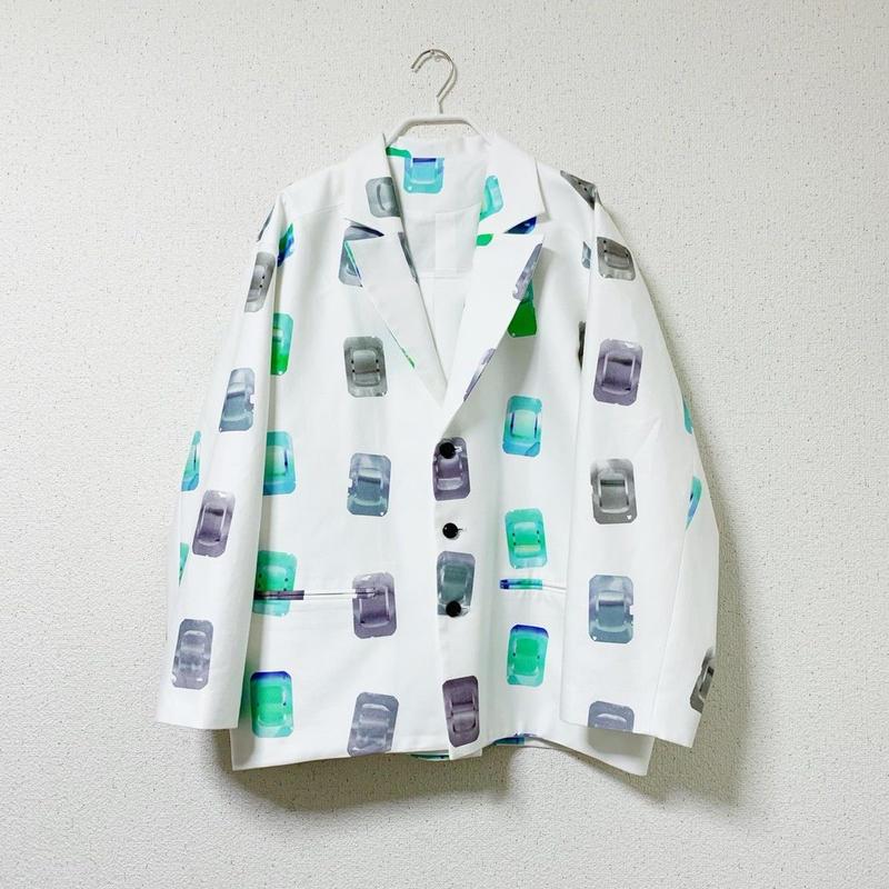 【4/26~5/25 WEB注文受付中】あの日宝石になったサクラ式ドロップスのジャケット