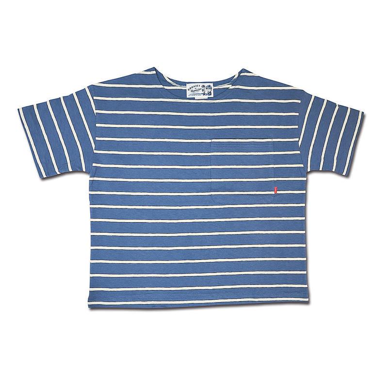 HAWAIIAN BORDER POCKET T-shirts