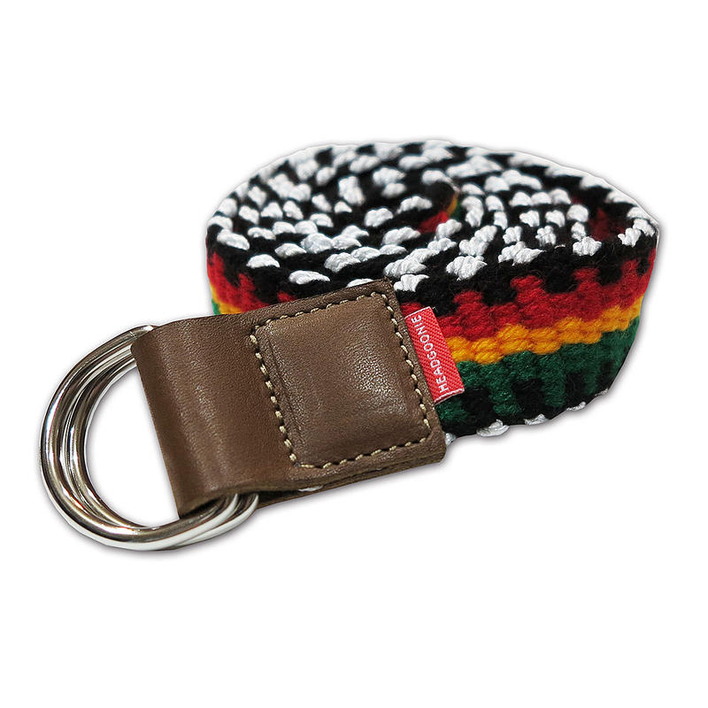 RASTA KNIT BELT