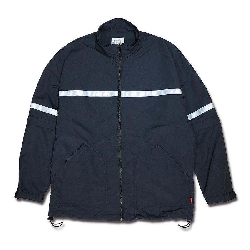 RIPSTOP NYLON 2WAY JACKET