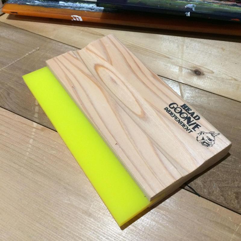 HEADGOONIEオリジナル・スキージブレード(INDEPENDENT/19cm)