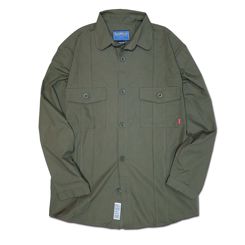 ADVENTURE SAFARI WIDE SHIRTS JACKET