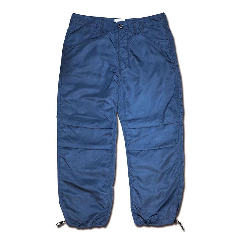 INDIGO NYLON CLIMB PANTS
