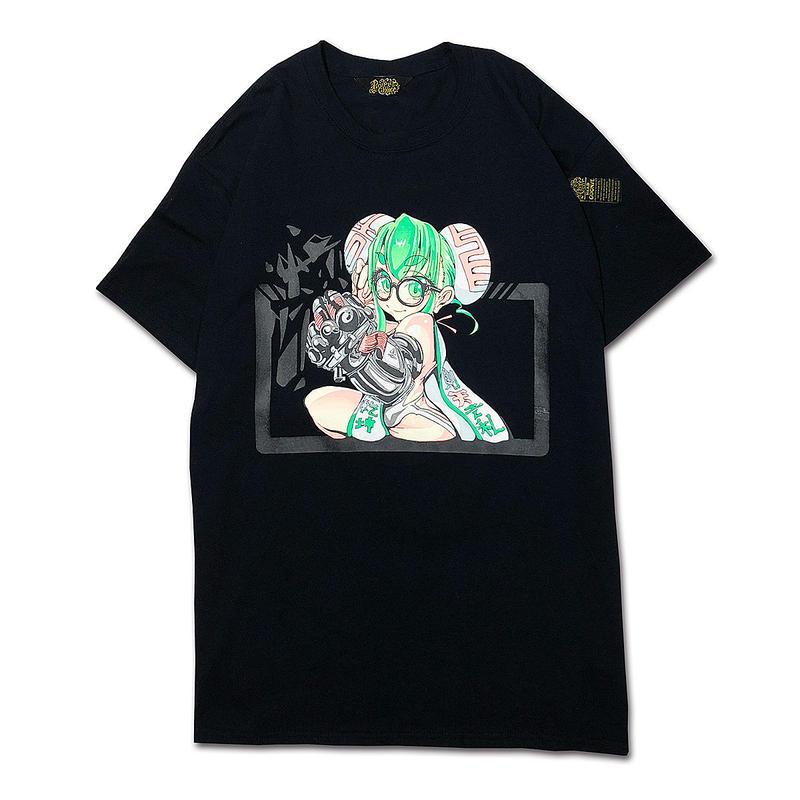 SHANG-HAI GIRL T-shirts