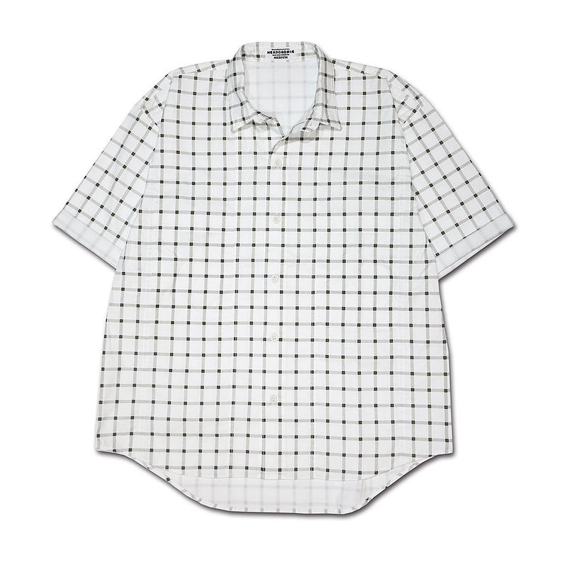 1985 BLOCK CHECK SHIRTS(改良版)