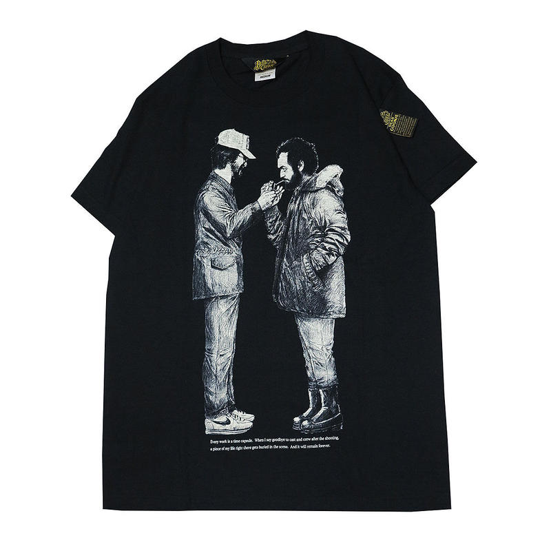 HEADGOONIE x JETLINK DIRECTOR DANCE T-shirts (BLACK)