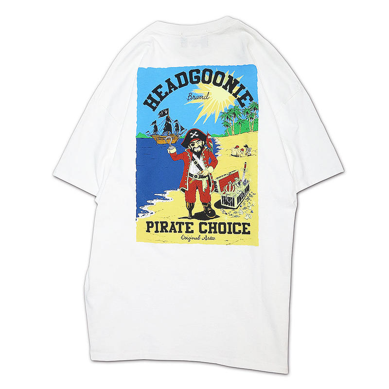 PIRATECHOICE POCKET T-shirts