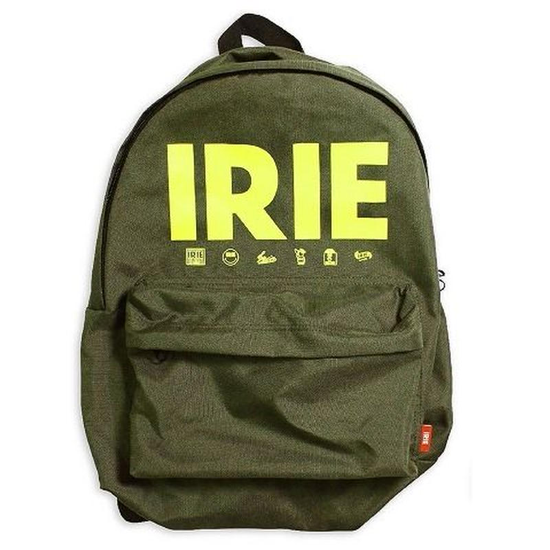 IRIE MULTI LOGO BACK PACK -IRIEby irielife-