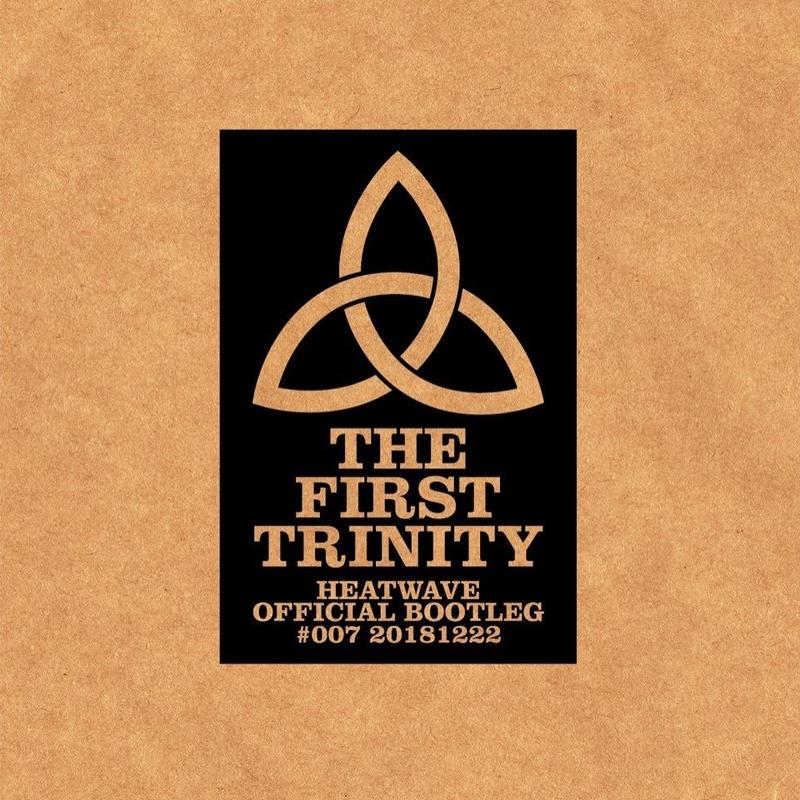 【CD/HWNR-019】 THE FIRST TRINITY