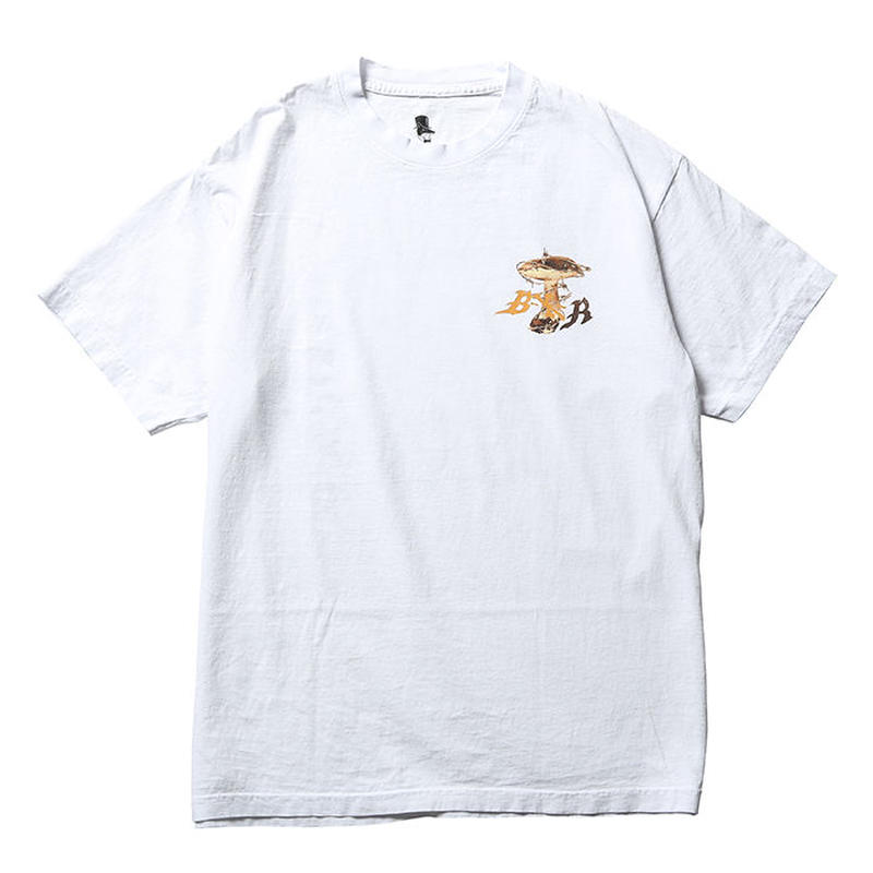 BORN X RAISED AFTER SCHOOL SPECIAL TEE WHITE
