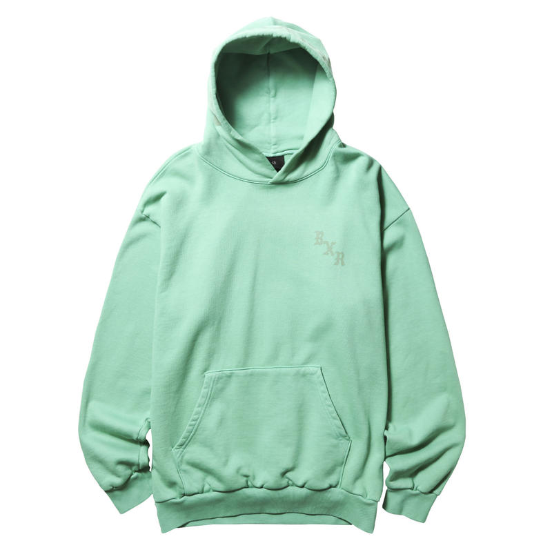 BORN X RAISED BXR TONAL HOODY