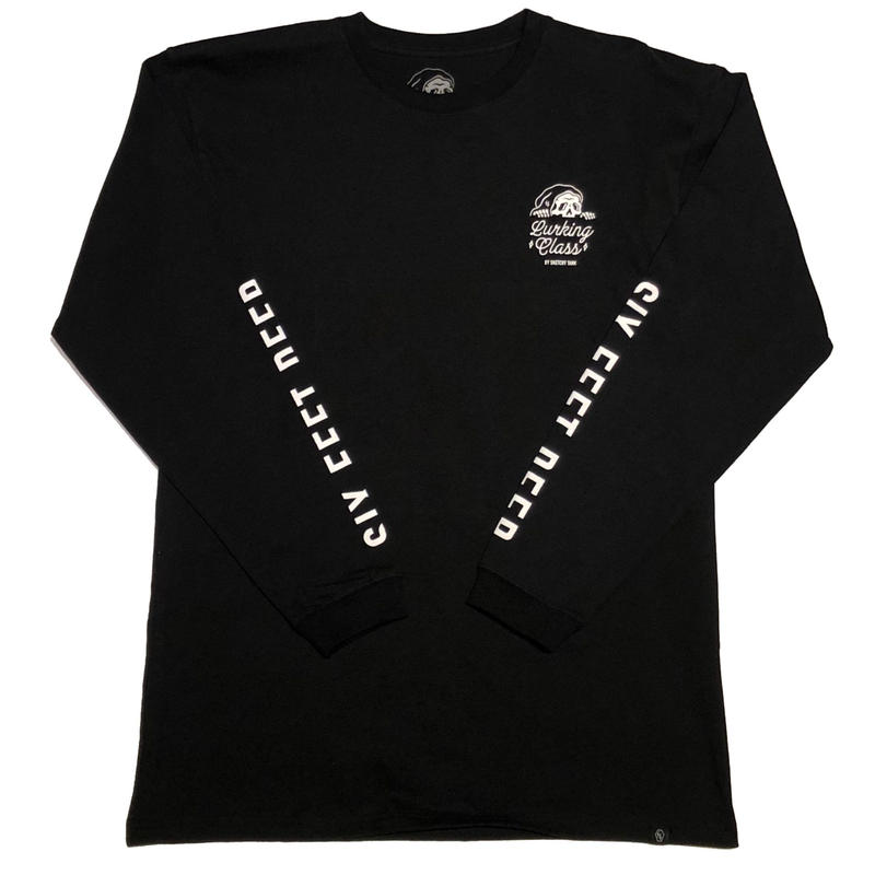 LURKING CLASS  SIX FEET L/S TEE