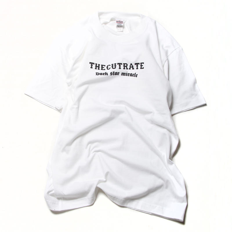 CUTRATE NATIVE T-SHIRT WHITE