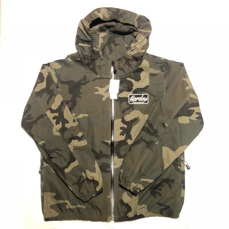 CAMO MOUNTAIN PARKA