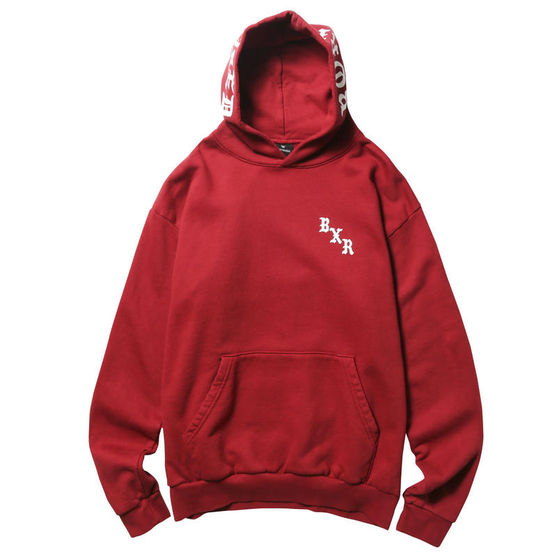 BORN X RAISED BXR PULLOVER HOODY