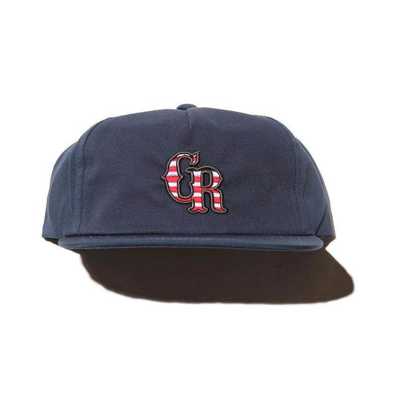 CUTRATE LOGO EMBROIDERY CAP