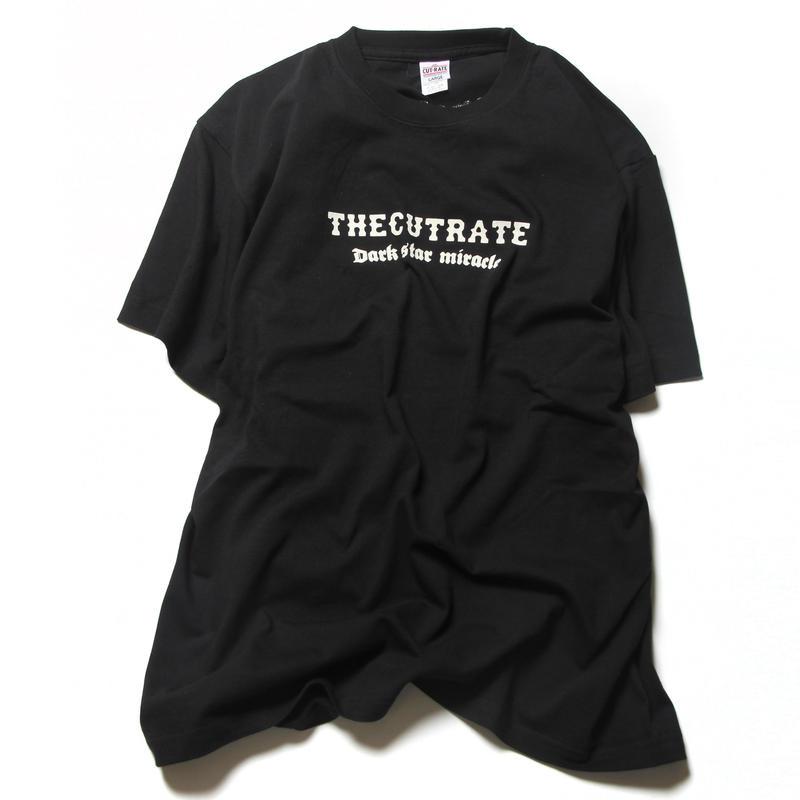 CUTRATE NATIVE T-SHIRT BLACK