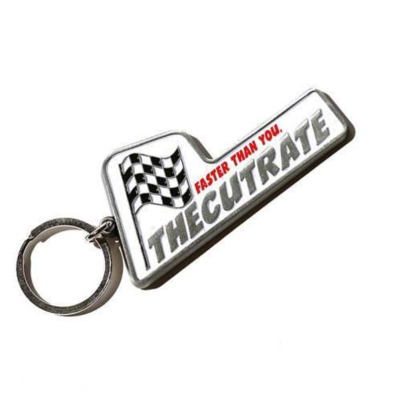 METAL KEY HOLDER WHITE CR-16S016