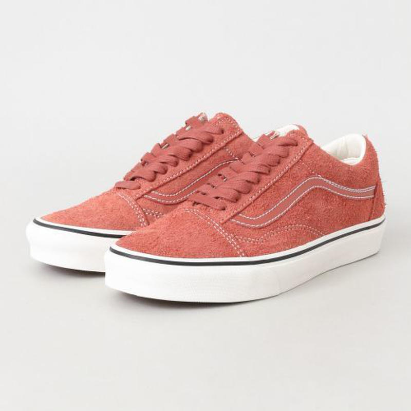 VANS OLD SKOOL HAIRY SUEDE