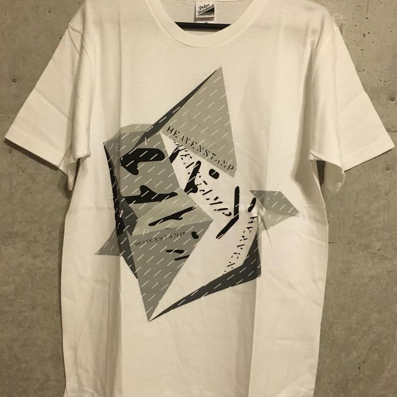【復刻】Heavenstamp×TomatoコラボTシャツ(白)