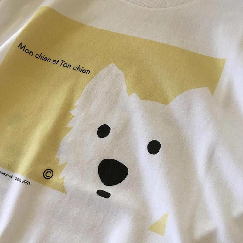 うちの子あの子 Tシャツ-レモンLadies