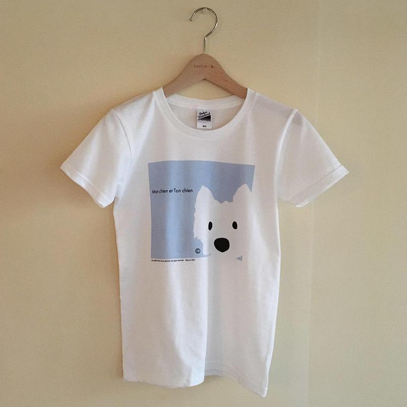 うちの子あの子 Tシャツ-Ladies